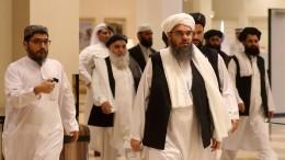 Taliban wollen Gewalt reduzieren