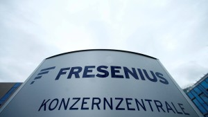 Rekordjahr mit Hindernissen für Fresenius