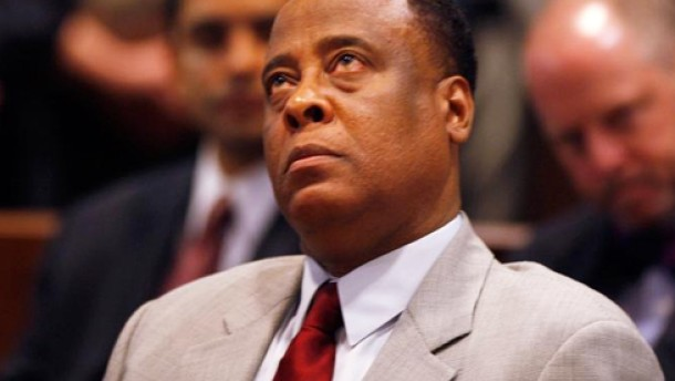 Prozess gegen Michael Jacksons Arzt