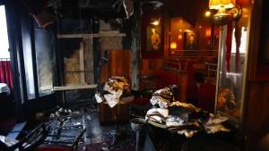 """Ermittlungen nach Feuer in Pariser Traditionsrestaurant """"La Rotonde"""""""