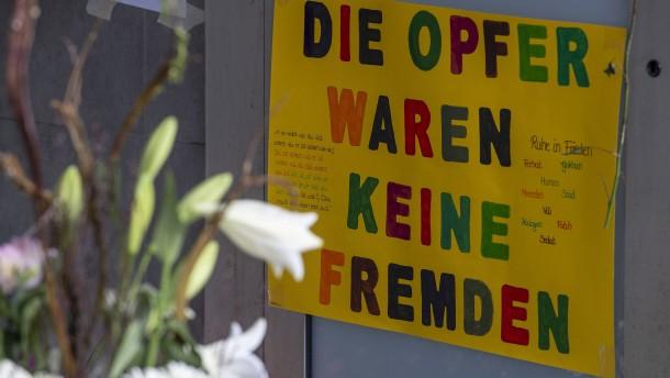 Anschlag von Hanau war rassistisch motiviert