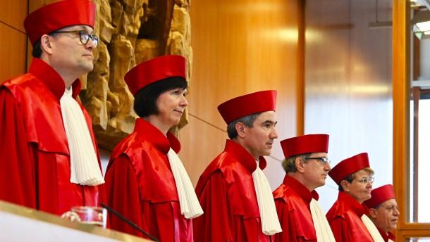 Das ist Deutschlands neuer höchster Richter