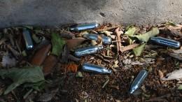 Partydroge Lachgas sorgt für Probleme bei der Müllverbrennung