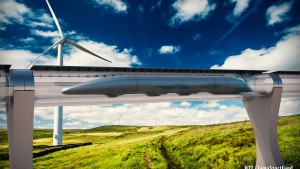 Auch Munich Re investiert in Hyperloop-Technik
