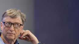 Bill Gates verkauft eine Million Apple-Aktien