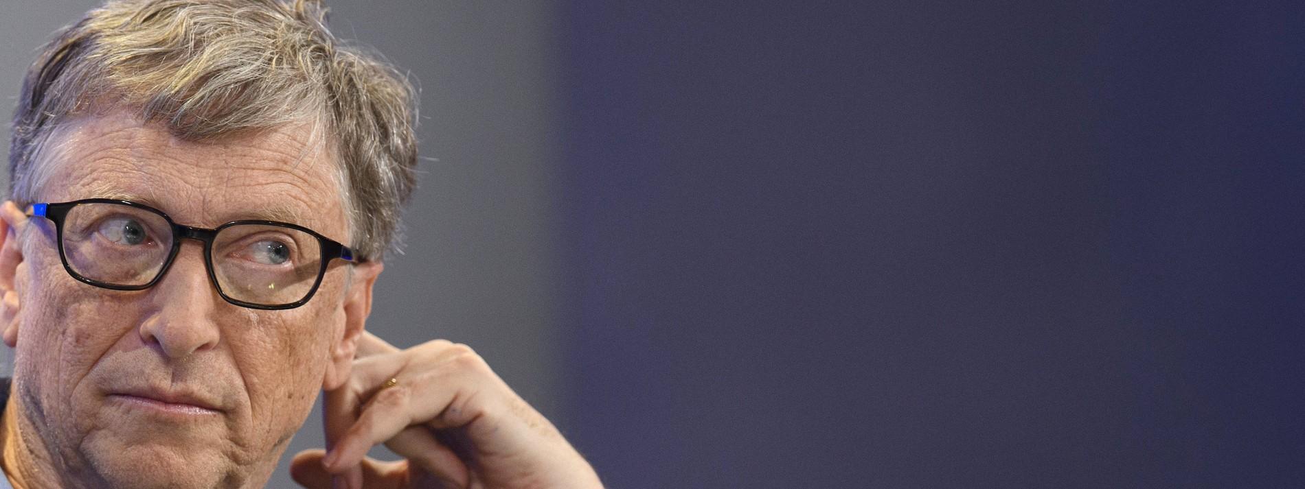 Bill Gates verkauft eine Million Apple-Aktien