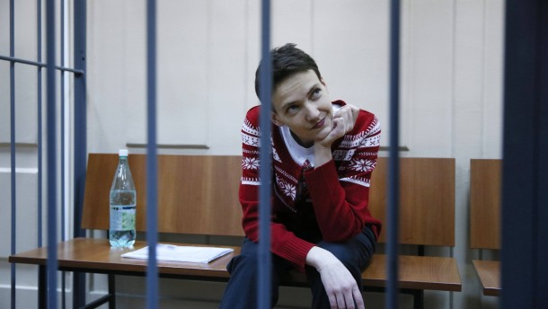 Urteil gegen ukrainische Pilotin steht noch aus