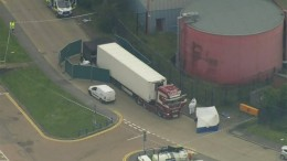 39 Tote in Lastwagen-Container in Großbritannien entdeckt