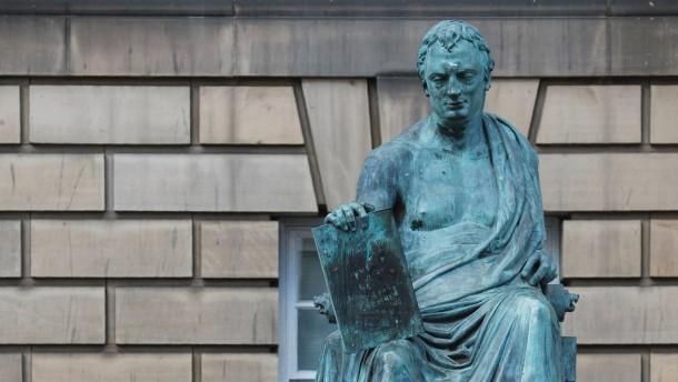 Was Volkswirte David Hume verdanken
