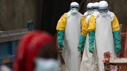 Ebola-Ausbruch in Kongo für beendet erklärt