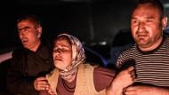 Wut und Verzweiflung in der Türkei
