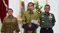 Indonesien bereitet Hinrichtungen zahlreicher Ausländer vor