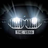 BMW versucht auf der IAA mit dem schwärzesten aller Autos zu punkten.