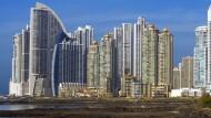 """""""Das Dubai Lateinamerikas"""": Die Skyline von Panama-Stadt muss keine Vergleiche scheuen."""