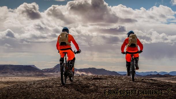 500 Kilometer über Schotter, Fels und Fech Fech