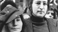 Gestohlene Lennon-Tagebücher beschlagnahmt