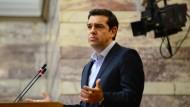 Griechenlands Wirtschaft bröckelt an allen Ecken