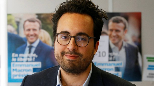 Macrons Kandidat könnte linkes Paris erobern