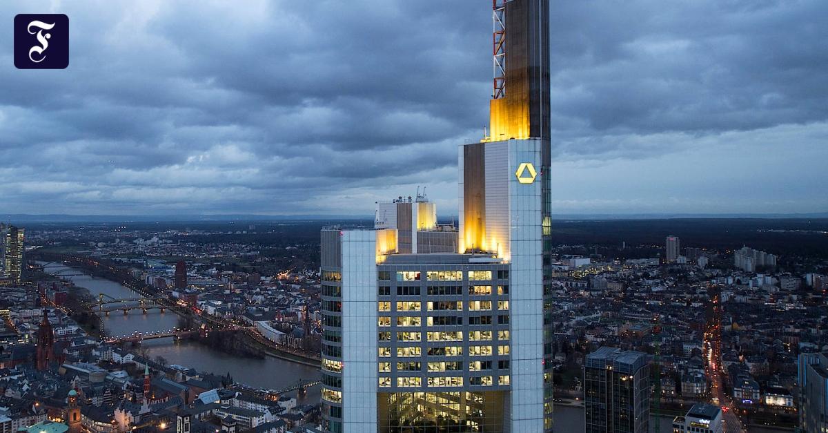 Warum und wo die Commerzbank 15 Standorte im Ausland schließt - FAZ - Frankfurter Allgemeine Zeitung