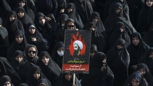 Saudi-Arabien verteidigt Massenhinrichtung