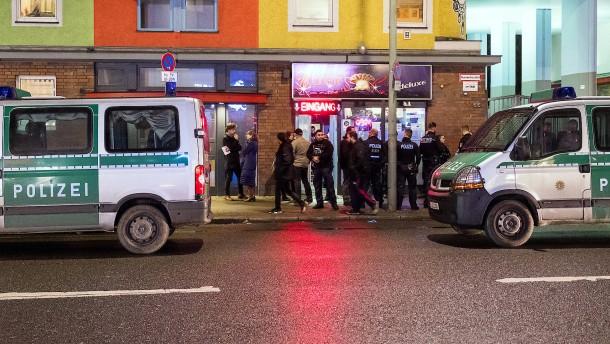 Wie die Berliner Polizei gegen kriminelle Clans kämpft