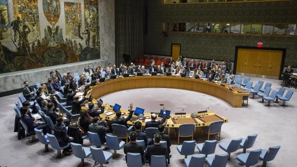 UN-Sicherheitsrat tritt wegen Lage in Aleppo zusammen