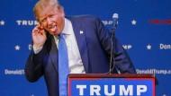 Immer weniger Republikaner unterstützen Trump