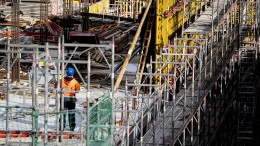 Bauarbeiter wollen 6,8 Prozent mehr Lohn