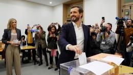 Wahlmarathon in Spanien geht in die vierte Runde