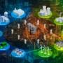 In einem intelligenten Stromnetz, einem Smart-Grid, wollen Stromversorger den Verbrauch abhängig vom Angebot regeln.