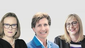 Wer bald Frauen in den Vorstand berufen muss
