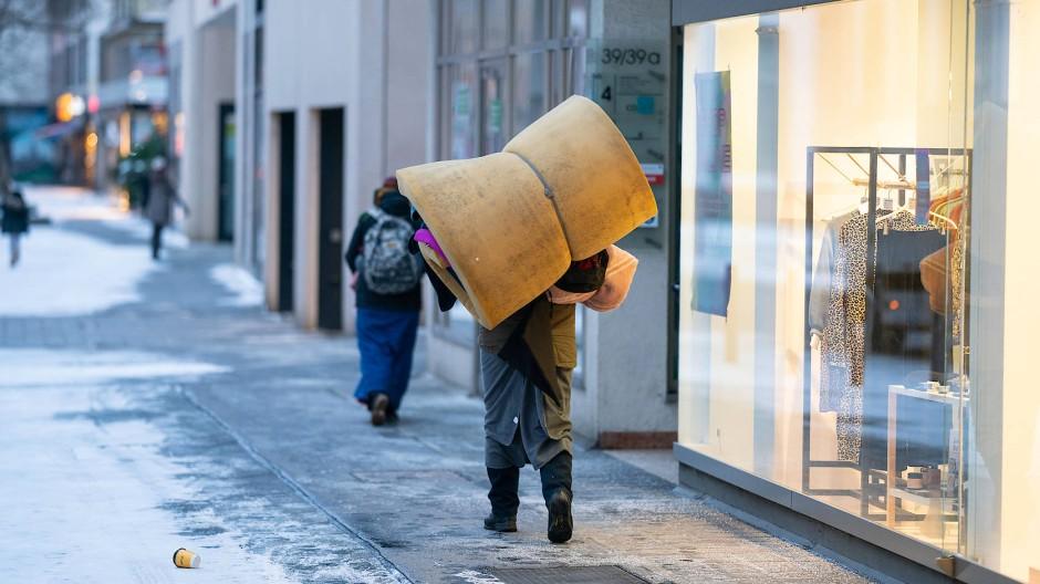 Armut in Frankfurt