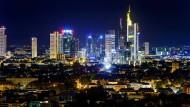 Warum wird in Frankfurt viel mehr als in München investiert?