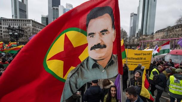 PKK-Chef am Frankfurter Flughafen festgenommen