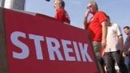 Auch Langstreckenflüge von Streiks betroffen
