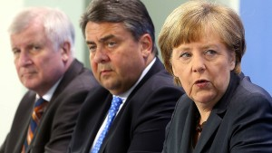 Union und SPD wollen gemeinsamen Kandidaten für Gauck-Nachfolge