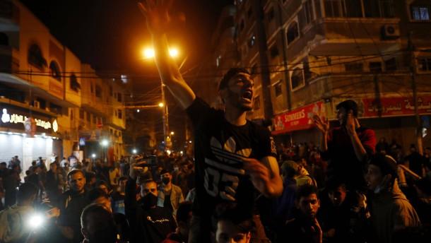 Straßenschlachten in Jerusalem dauern an