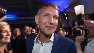 ZDF lädt Höcke nicht mehr ein