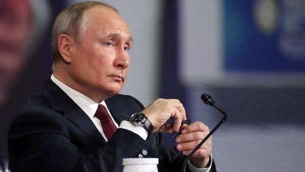 Deutsche Unternehmen auf Kuschelkurs in Russland