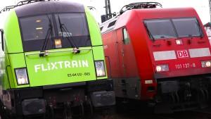 Mit dem Flixtrain nach Berlin