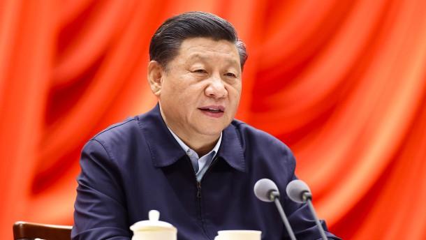 Wie China Amerikas Schwäche nutzt