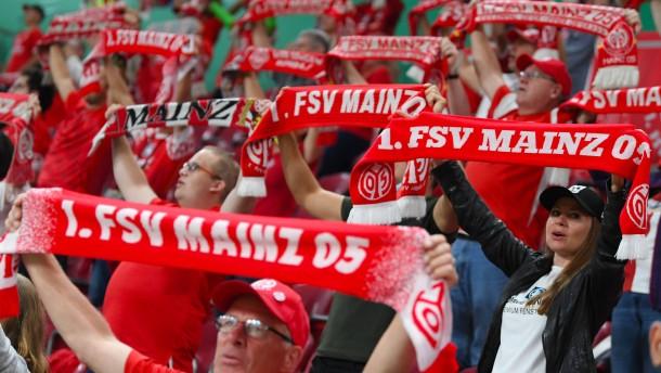 Mainz entgeht vor Fans einer Blamage
