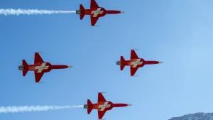 Eurofighter für die Schweiz?