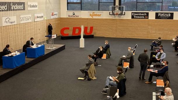 Kritischer Moment für die CDU
