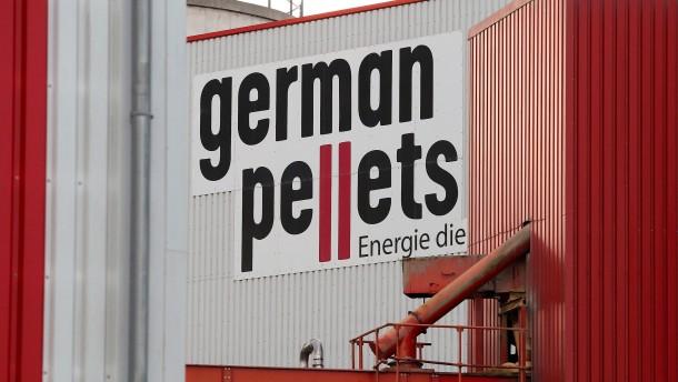 Investorensuche für German Pellets