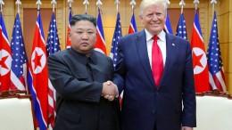 """""""Wo Kim auftaucht, wird er wie ein Popstar gefeiert"""""""