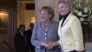 Merkel nimmt Steinbach in Schutz