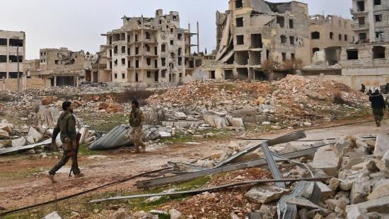 Lage in Idlib spitzt sich zu