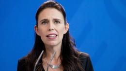 Neuseelands Premierministerin Ardern bringt Tochter zur Welt