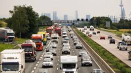 Frankfurt ist Deutschlands Pendlerhauptstadt